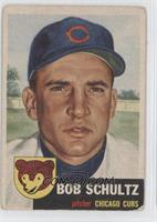 Bob Schultz [Good to VG‑EX]