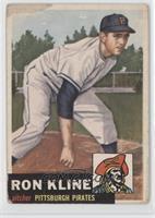 Ron Kline [Poor]