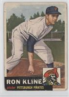 Ron Kline [GoodtoVG‑EX]