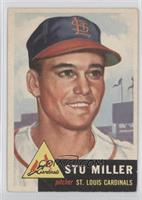 Stu Miller [Good to VG‑EX]