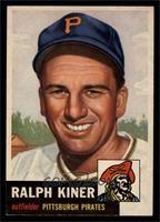 Ralph Kiner [EXMT]