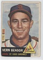 Vern Benson [Good to VG‑EX]
