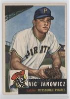 Vic Janowicz
