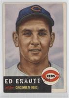 Eddie Erautt