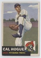 Cal Hogue [Good to VG‑EX]