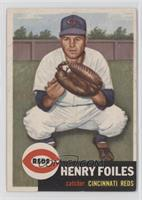 Henry Foiles [Good to VG‑EX]