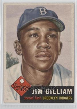 1953 Topps #258 - Jim Gilliam