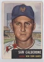 Sam Calderone