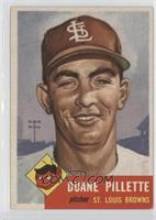 Duane Pillette