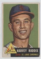 Harvey Haddix [Good to VG‑EX]
