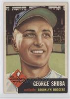 George Shuba