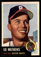 Ed Mathews [EX]