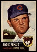 Eddie Miksis [EXMT]
