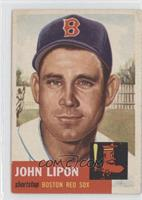 Johnny Lipon