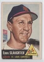 Enos Slaughter [Poor to Fair]