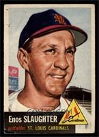 Enos Slaughter [GOOD]