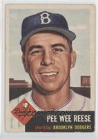 Pee Wee Reese [Good to VG‑EX]