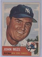 John Mize