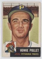 Howie Pollet [GoodtoVG‑EX]