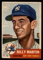 Billy Martin [VG EX]