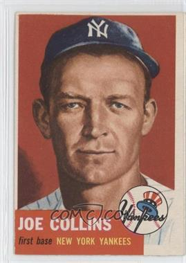 1953 Topps #9 - Joe Collins