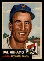 Cal Abrams [EX]