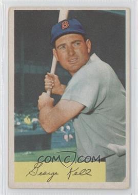 1954 Bowman - [Base] #50 - George Kell