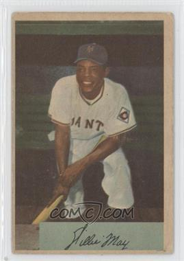 1954 Bowman - [Base] #89 - Willie Mays [Good to VG‑EX]