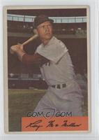 Roy McMillan (Error: At Bat 551 & 1290)