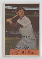Roy McMillan (Correct: At Bat 557 & 1296)