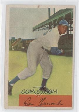 1954 Bowman #154 - Don Newcombe