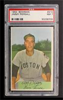 Jimmy 'Jim' Piersall [PSA 7]