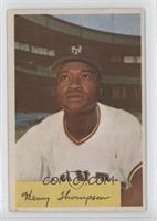 Hank Thompson (958,952 Field Avg.)