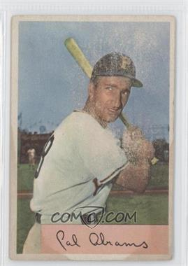 1954 Bowman #91 - Cal Abrams [Good to VG‑EX]