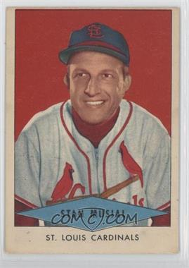 1954 Red Heart - [Base] #STMU - Stan Musial [GoodtoVG‑EX]