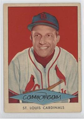 1954 Red Heart - [Base] #STMU - Stan Musial [Good to VG‑EX]