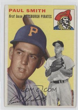 1954 Topps - [Base] #11 - Paul Smith