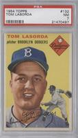 Tom Lasorda [PSA 7]