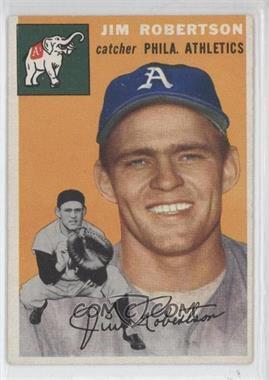 1954 Topps - [Base] #149 - Jim Robertson