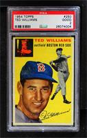 Ted Williams [PSA 2]