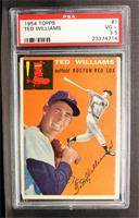 Ted Williams [PSA 3.5]