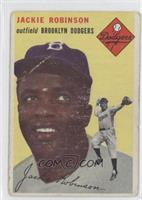Jackie Robinson [Poor to Fair]