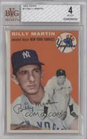 Billy Martin [BVG 4]