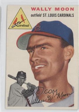 1954 Topps #137 - Wally Moon