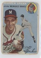 Warren Spahn [Poor]