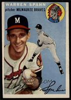 Warren Spahn [EX MT]