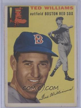 1954 Topps #250 - Ted Williams