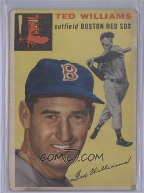 1954 Topps #250 - Ted Williams [Good to VG‑EX]