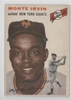 Monte Irvin [Good to VG‑EX]
