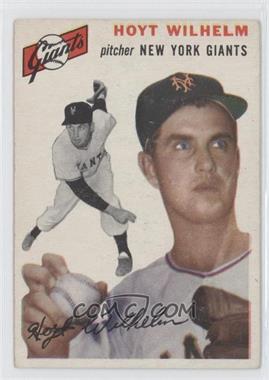 1954 Topps #36 - Hoyt Wilhelm